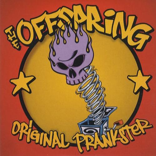 Original prankster cover -The offspring