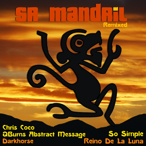 Sr Mandril - So Simple (Q-Burns Abstract Message Remix) (Three Sixty Tunes)