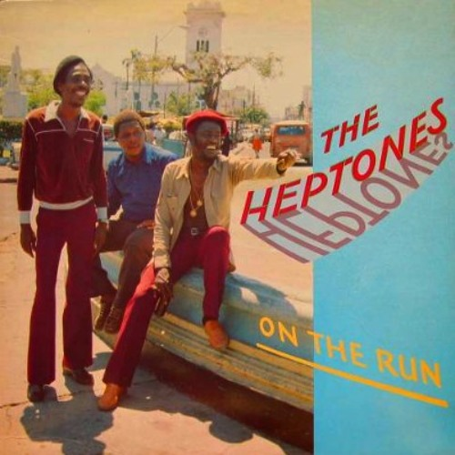 """THE HEPTONES - """"Give Me The Right"""""""