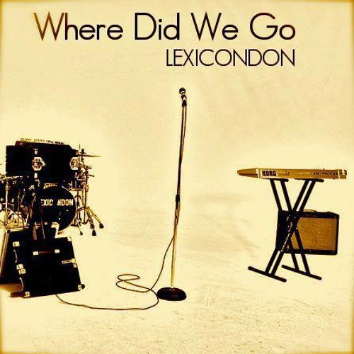 LexiconDon - Where Did We Go