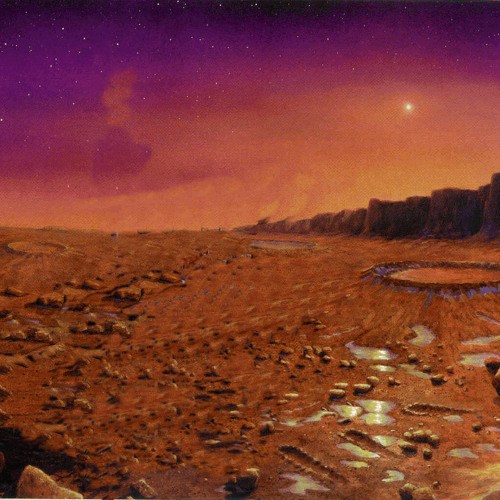 """A lonely Day in Mars"" Produced and Written by Sam Ashe (DEMO)"