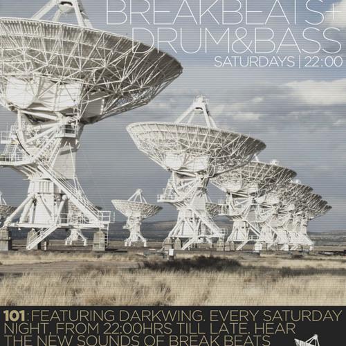 Broadcast HQ Saturday Nights - Darkwing 101