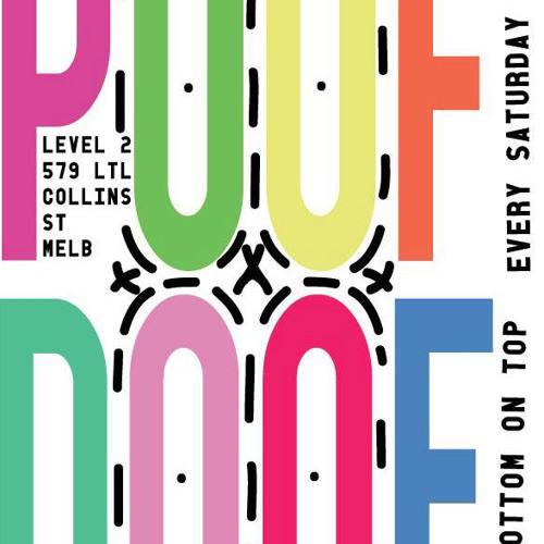 Poof Doof 'shine on me' dj mix Sep 2012