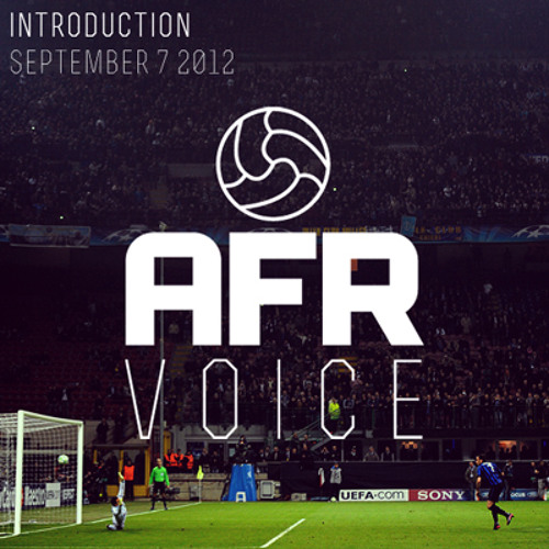 AFR Voice - Introduction