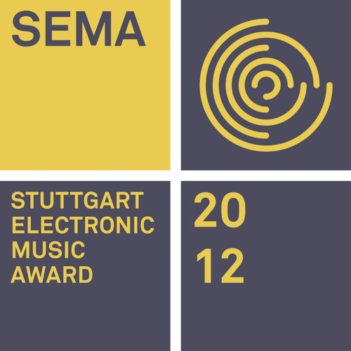 SEMA 2012 – Stuttgart Electronic Music Award