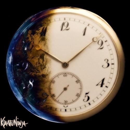 Time it slips away