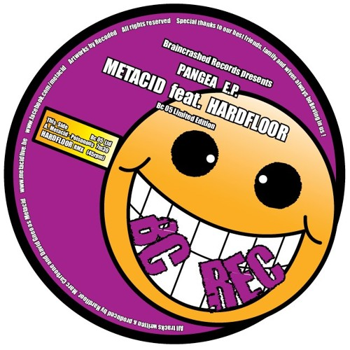 "Metacid - ""Poisonous"" (Hardfloorremix) #snippet"