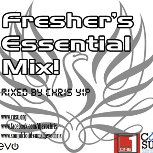Fresher's Essential Mix by Chris Yip