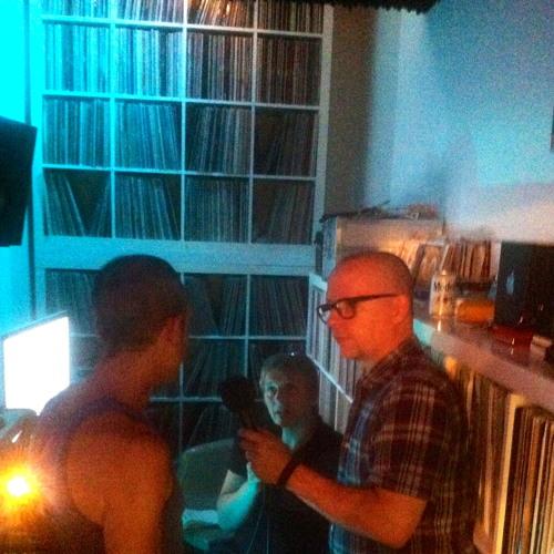 Disquestown Podcast episode #13 Dennis Kane w Greg Wilson & Sal P.