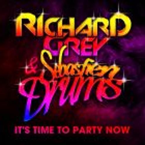 Sebastien Drums & Richard Grey : party now 2012 ( Prok & fitch party rmx )