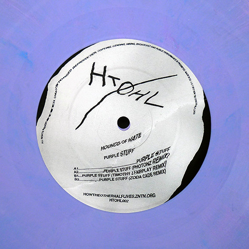 B2 - Hounds of Hate - Purple Stuff (ZODA CADE Remix)