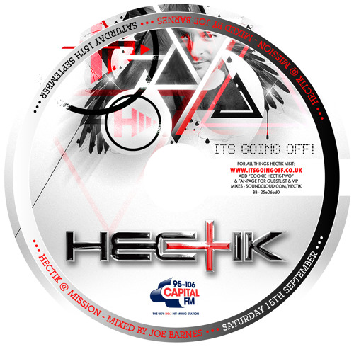 HECTIK MIXTAPE VOL 21 - 2012