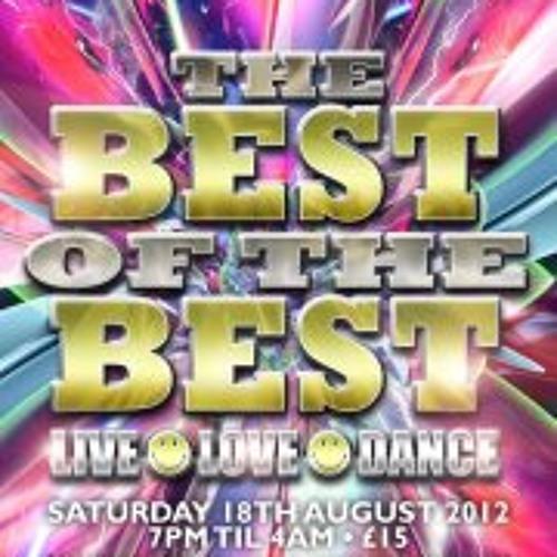 Dj Sten @Best of The Best2