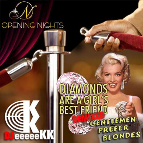 Diamonds Are a Girls Best Friend (DJ eeeeeKK vs Marilyn Monroe & Carol Channing PVT Mix)