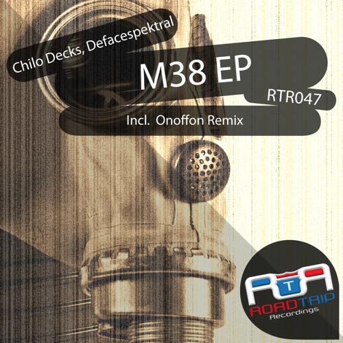 Chilo Decks, Defacespektral - M38 (Onoffon Krokodil Remix) -Lq