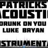 Luke Bryan - Drunk On You (Acoustic Instrumental Cover)