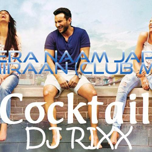 Tera Naam Japdi Phiran (Club Mix) -  DJ RIXX