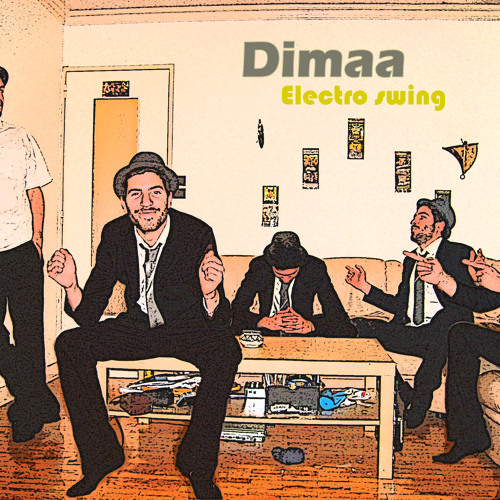"Dimaa - Speedi swing [ Album ""1er Jet"" ]"