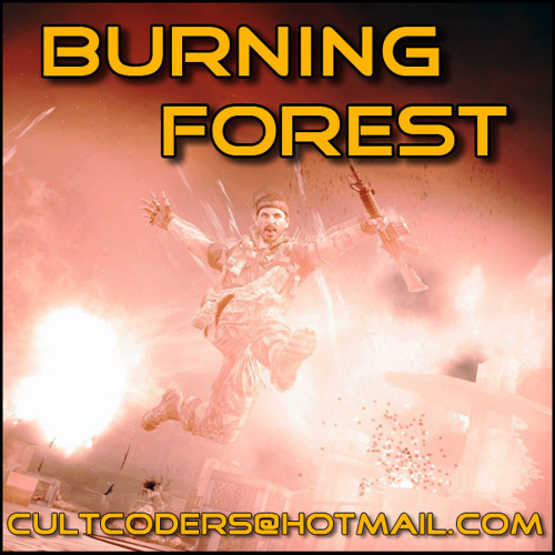 Burning Forest