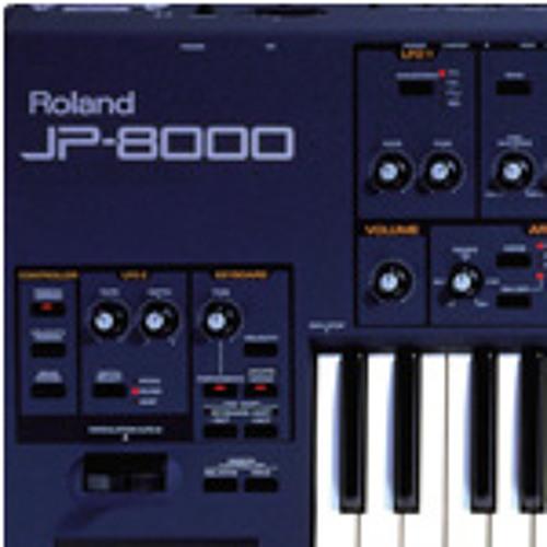 Vengeance Soundset: X-Plorations Vol 3 (for Roland JP 8000 / 8080