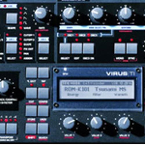 Vengeance Soundset: Incubation Vol.2 (for Access Virus B, C, TI)