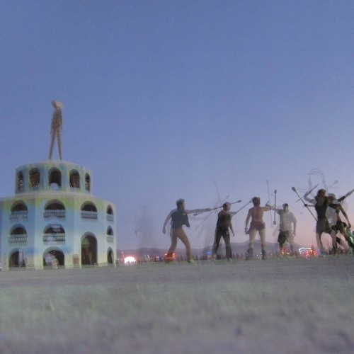 Jay Shok Live at Burning Man 2012