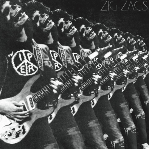 "Zig Zags - 7"""