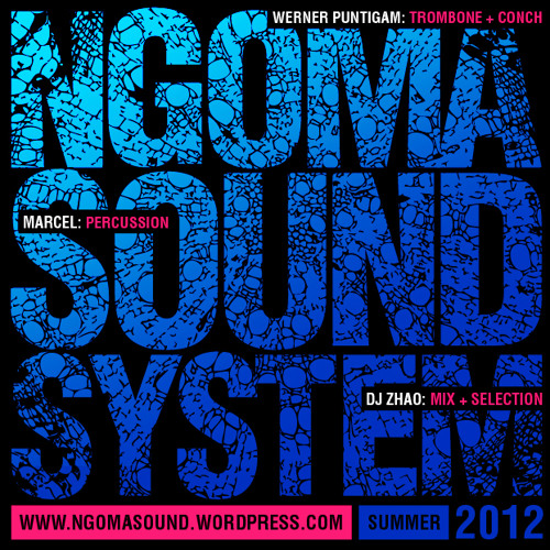 NGOMA Soundsystem - Vol. 1