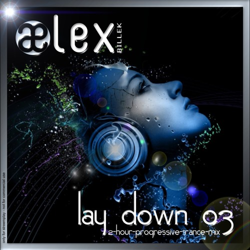aelex - lay down 03 (mix set)