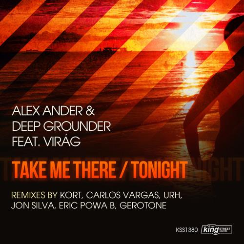 Alex Ander & Deep Grounder feat. Virág - Tonight (URH Remix)