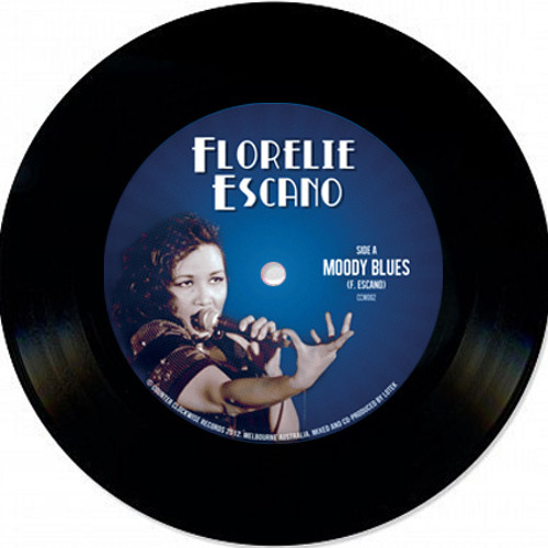 """SOUL SET """"Moody Blues"""" by Florelie Escano OUT NOW on 45!"""