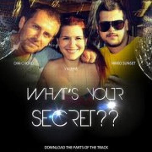 What's Your Secret (Peter Mars Remix) -  Nikko Sunset & Dim Chord Ft Yalena