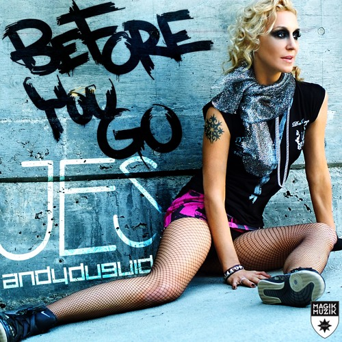 JES & Andy Duguid - Before You Go (Mike Saint-Jules Dark Moon Remix)