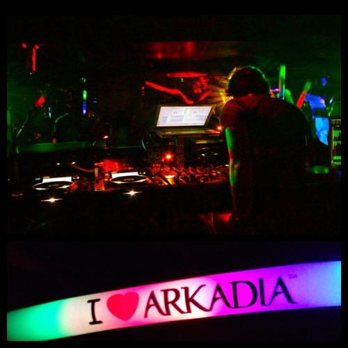 ARKADIA LIVE SET (8-9-2012) - Victor Porfidio