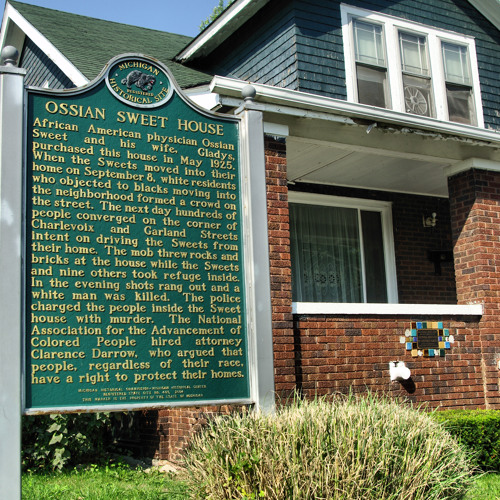 Ossian Sweet House - Share Your Story - Listen to Detroit