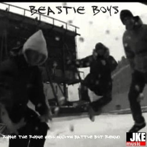 Beastie Boys - Rhyme The Rhyme Well (Micodin Battle Bot Remix)