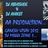 02 G Ganpaticha Goa Pop Mix Dj Abhishek & Dj Aniket