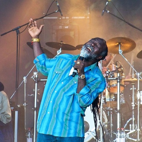 Freddy Mcgregor And Ruff Cut Band @ Rototom aout 2012