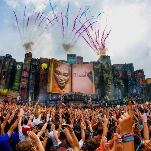 Danovid - Tomorrowland 2012 Tribute (2K13 Vocal Mix)
