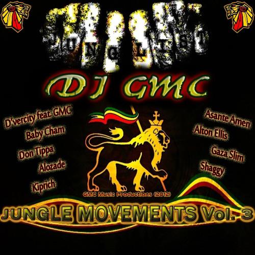 DJ GMC - Jungle Movements Vol  3 (FREE DOWNLOAD FULL ALBUM