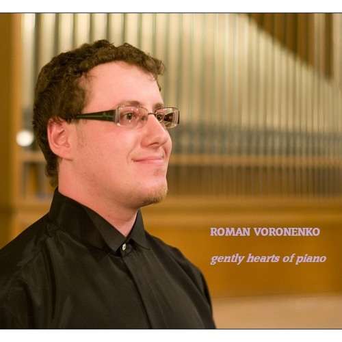 Roman Voronenko-Before you touch me