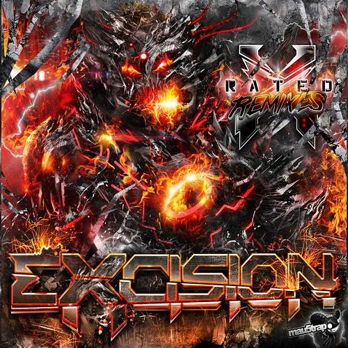 X Rated by Excision & Messinian (Space Laces Remix)