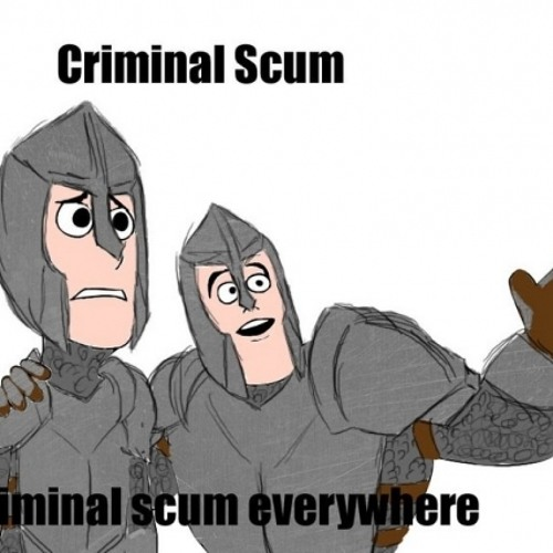 The Gremlins & Primal - Criminal Scum [clip]