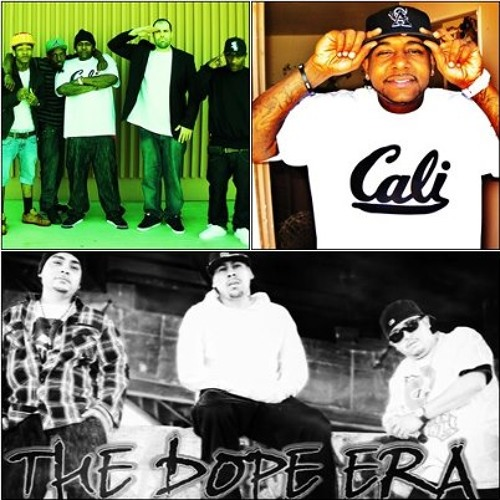 """MY TEAM DOPE""  by. WHITE-ST.ROOK   ft.THE DOPE ERA"