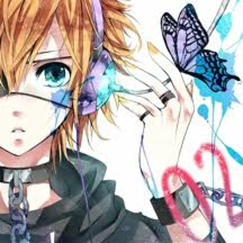 Len Kagamine - Butterfly On Your Right Shoulder