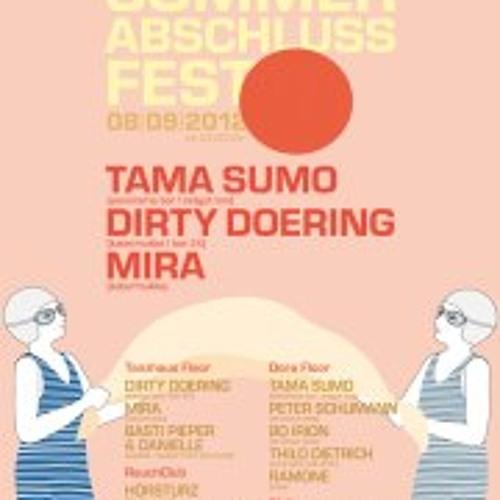 08-09-2012 - Grille - Sommerabschlussfest 0-3 Uhr Smokebox @ Tanzhaus West