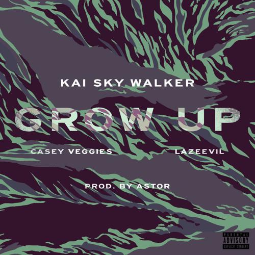 Grow Up (feat. Casey Veggies)