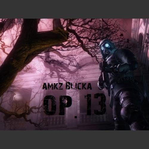 AMKZ & BLICKA - Op.13 (sc clip) FORTHCOMING BASSHEAD MUSIC