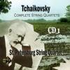 String Quartet No. 1 in D Major, Op. 11: IV. Finale.Allegro giu