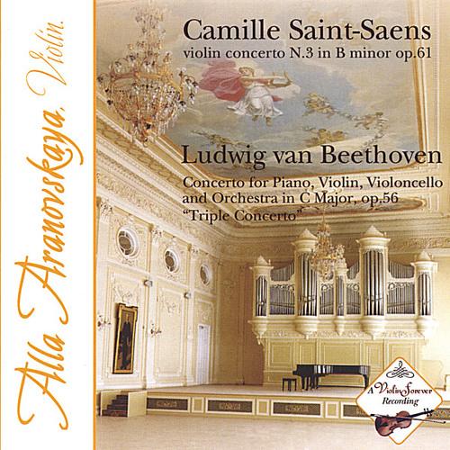 L. van Beethoven ,Triple Concerto op.56, 1st movement